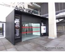BURCONS-Zona comercial (Hospital Universitario de Burgos)