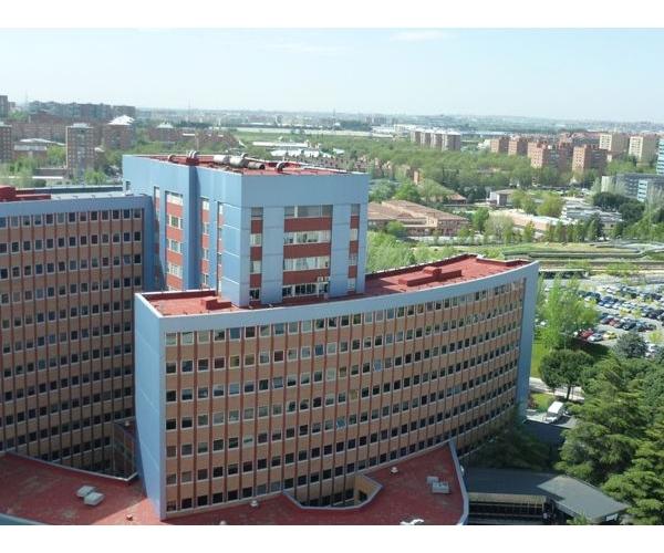 Hospital De Dia Madrid Of Hospital 12 De Octubre Medical Burcons