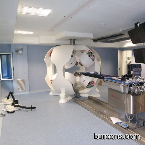 Instalaciones Alta Tecnología en Hospitales