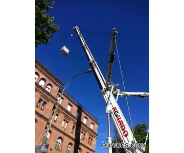 Instalación Resonancia Magnética 1,5T en Madrid