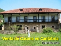 Venta Casona de 1970 en Cantabria